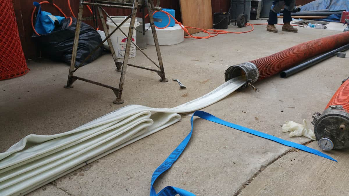 trenchless pipe lining in Columbus, OH